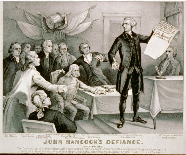 essays over the declaration of independence