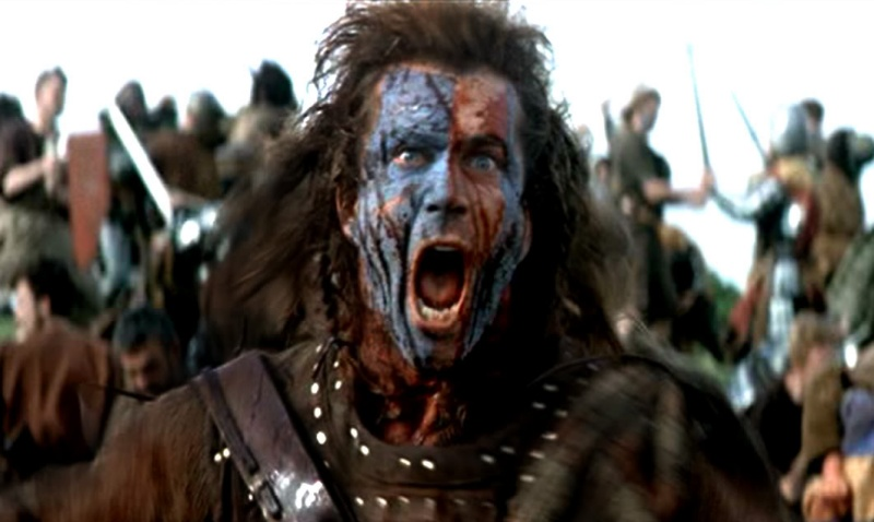 an analysis of historicism and nationalism in brave heart by mel gibson Mel gibson's braveheart inspired many a scottish nationalist when it was originally released in 1995 it's a great movie which tells the tale of how woad-wearing william wallace roused the passions of the scottish people and defeated the villainous english, before meeting a sticky end which only .