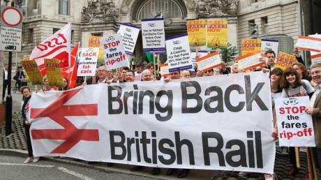railprotest