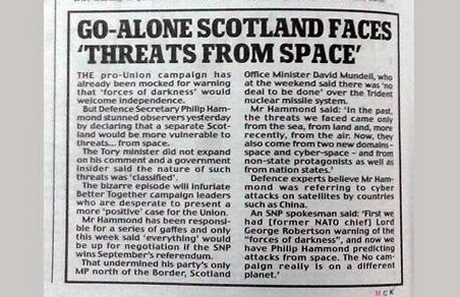 spacethreat