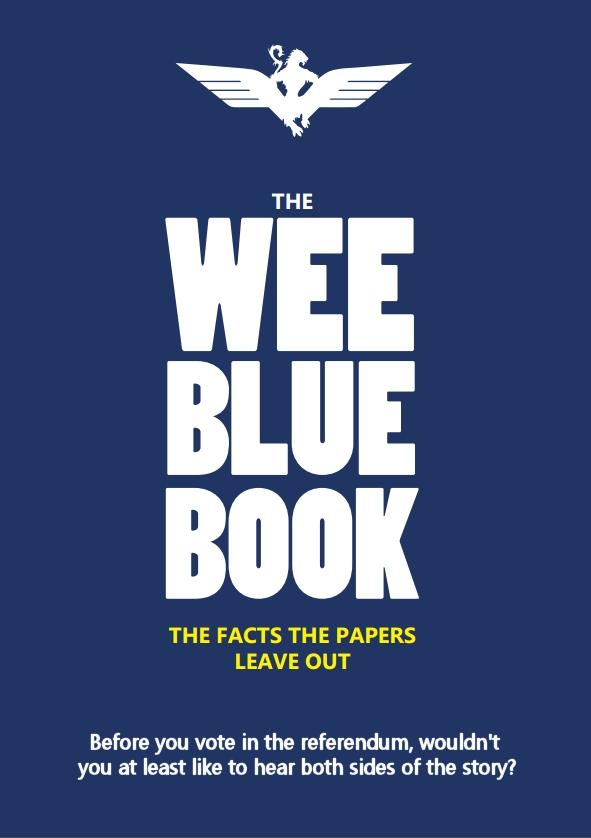 blue book report