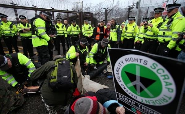 faslaneprotests