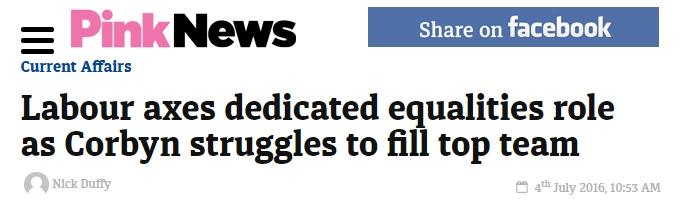 labourequalities