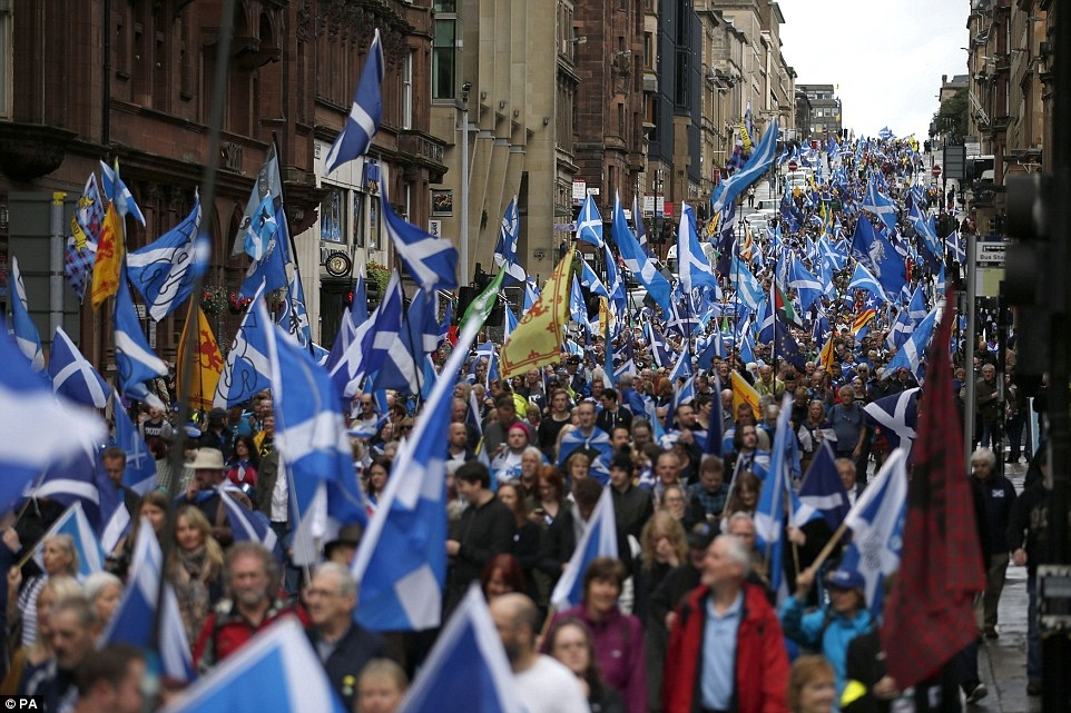 glasgowmarch