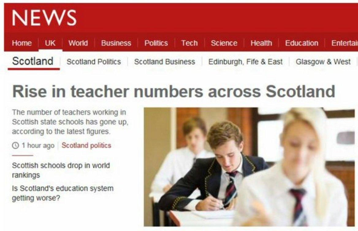 Home Economics Teacher Qualifications Scotland - Best Teacher 2017