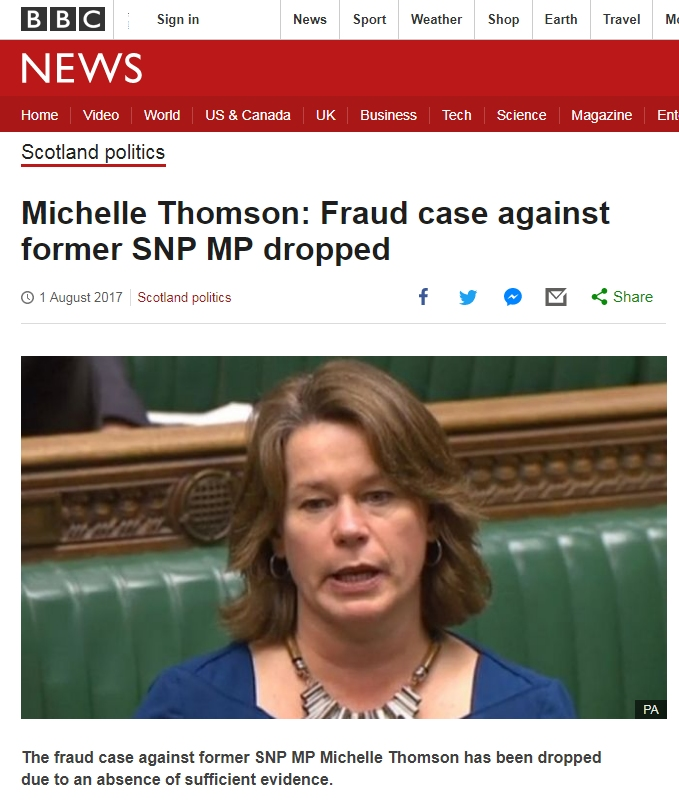 Wings over scotland the bad losers but despite that as we write this 18 hours from the initial publication this is incredibly still the headline and opening paragraph on the bbc websites publicscrutiny Images