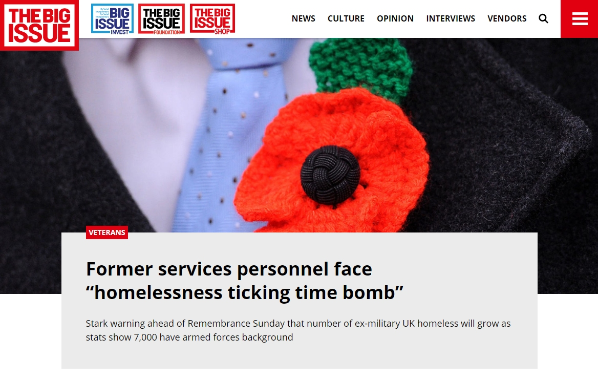 050a47b02c2 Still, we'd have to admit it's a PLAUSIBLE threat, because it's not as  though the Tories don't have a track record of turning their backs on  veterans and ...