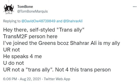 Not-so-pretty Greens